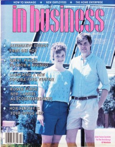 In Business October 1990