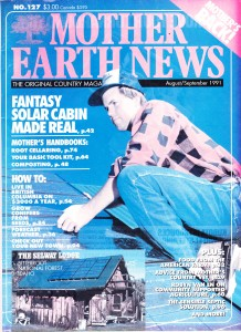 Mother Earth News September/October 1991