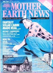 Mother Earth News September/October 1991