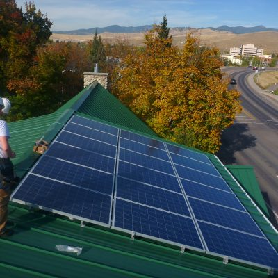 Commercial Solar PV in Missoula, MT