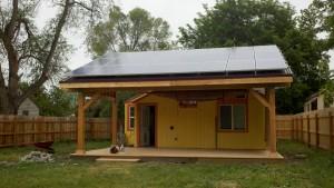 Solar PV Pergoal Missoula MT