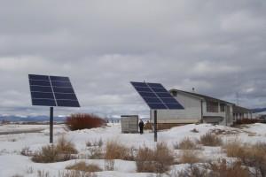 Photovoltaic Solar Electric System Dillon Montana