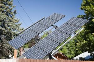 Hamilton Montana Pole Mounted Photovoltaic Array