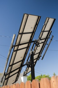 Hamilton Pole Mount Photovoltaic System