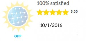 Satisfied Customer Solar Reviews