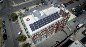 CTA Billings Montana Rooftop Solar Electric System