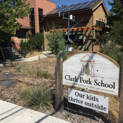 Clark Fork School Missoula Montana