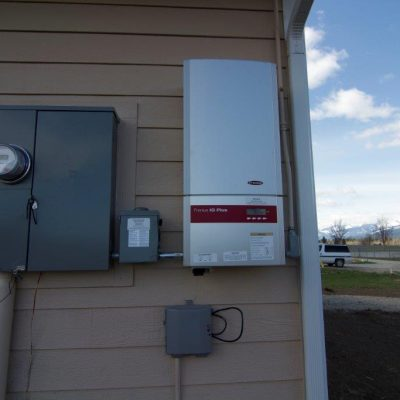 Solar Electric Inverter System