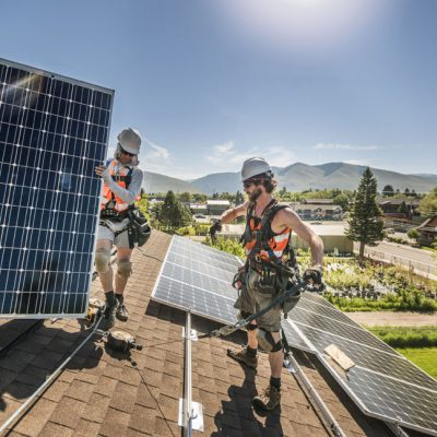 Council Groves Solar Electric system Missoula Montana