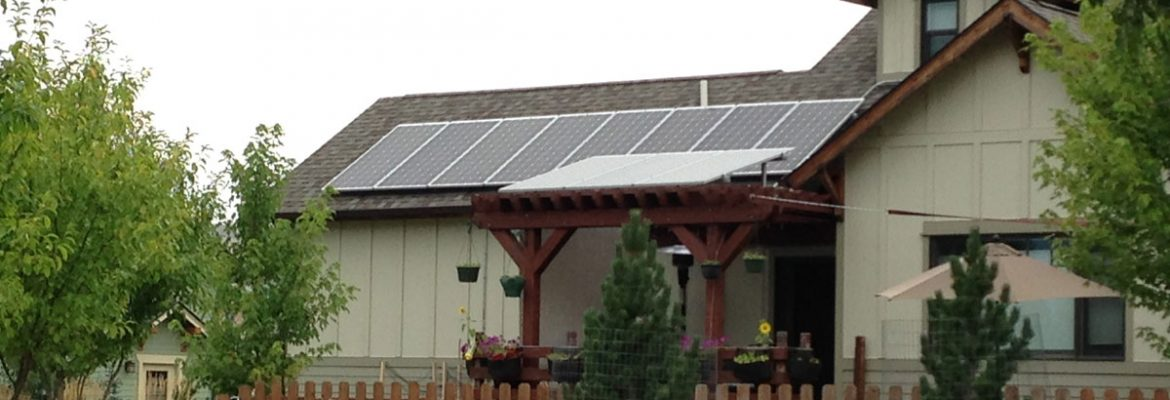 Residential Solar Electric Systems