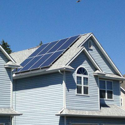 SBS Solar Montana, solar instalation