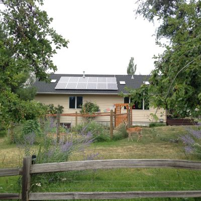 SBS Solar designs and sells residential solar electric power systems in Western Montana.