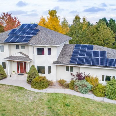 Solar Electric Installation Missoula Montana